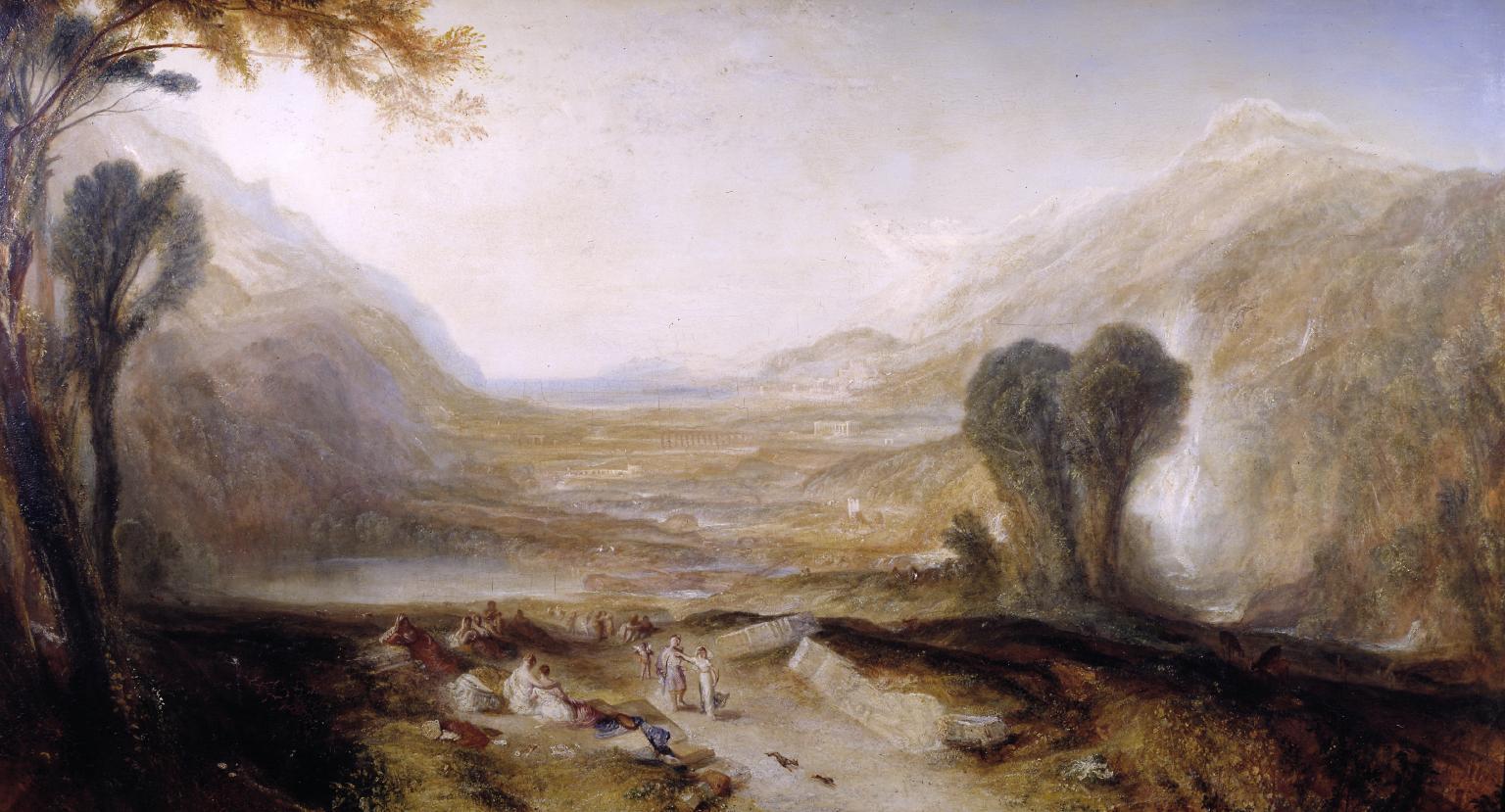 Il viaggio ai tempi di Turner