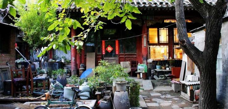 visitare hutong pechino