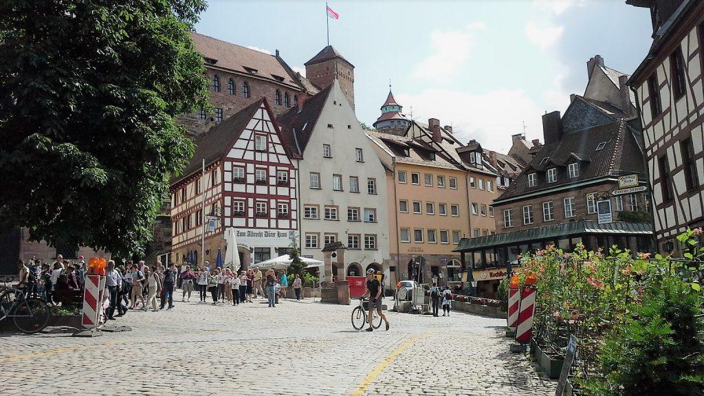 viaggio a norimberga