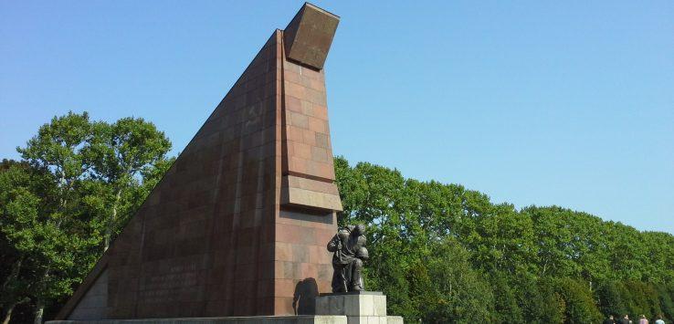 Berlino Memoriale sovietico di Treptow