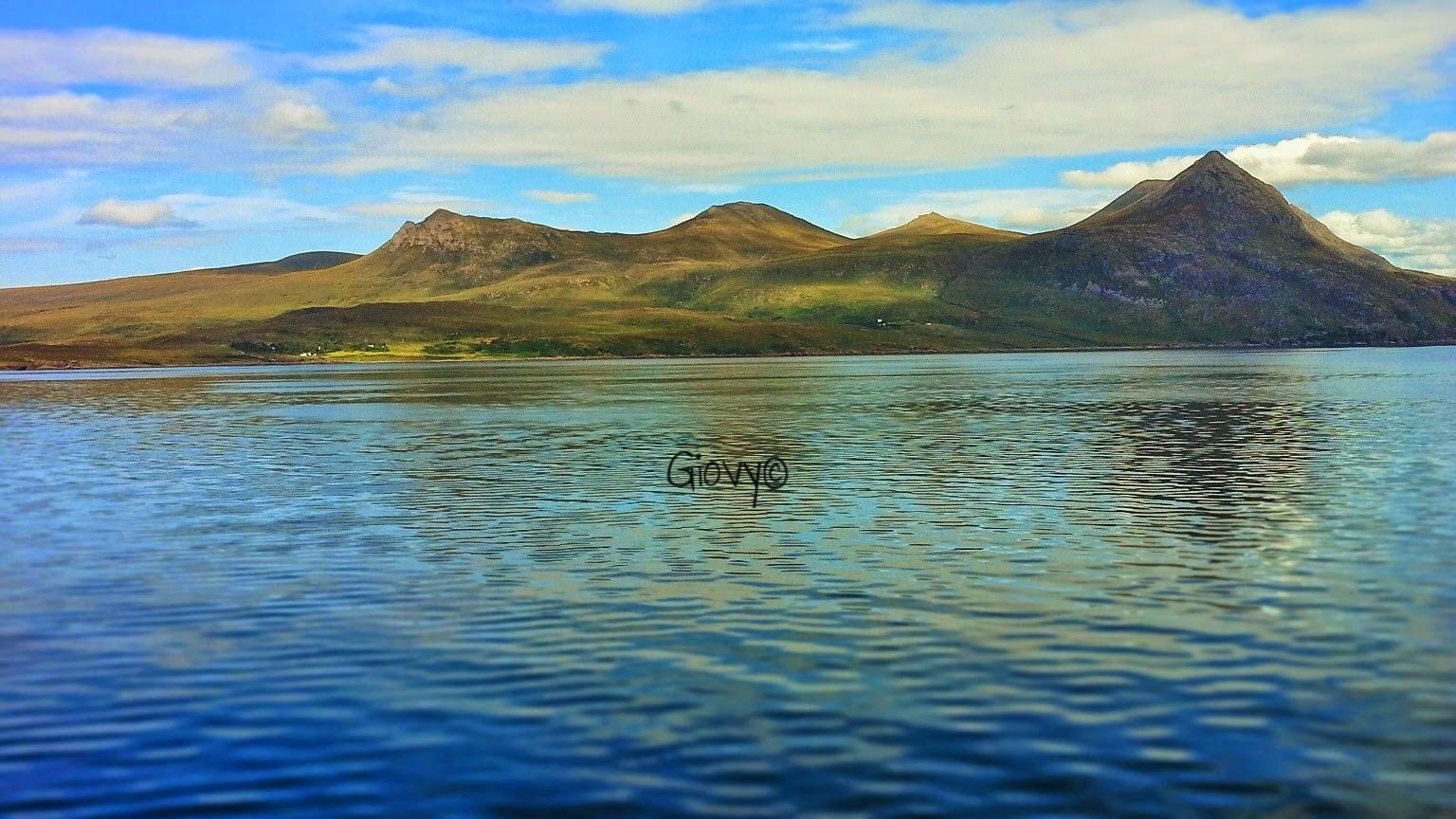 Fiordo di Ullapool