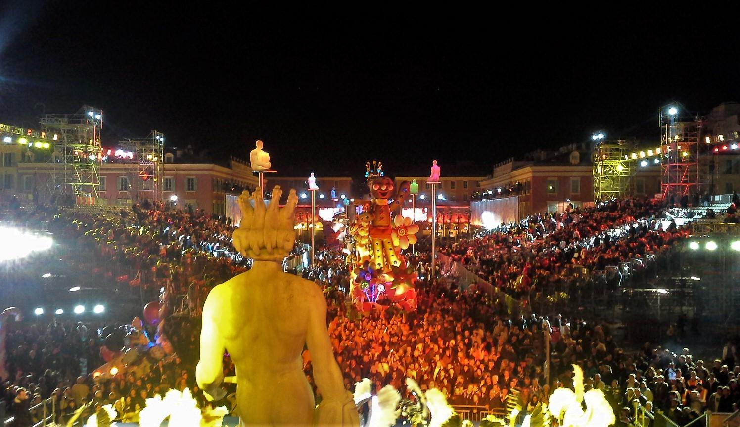 Il Carnevale di Nizza