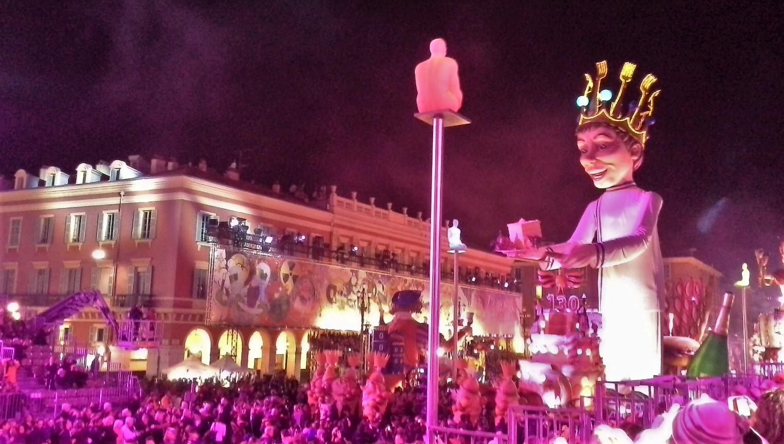 Il re del Carnevale