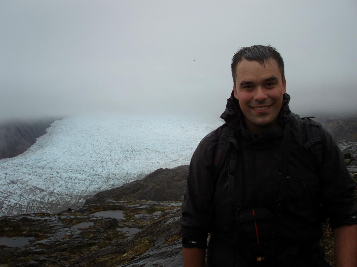Matt in Groenlandia
