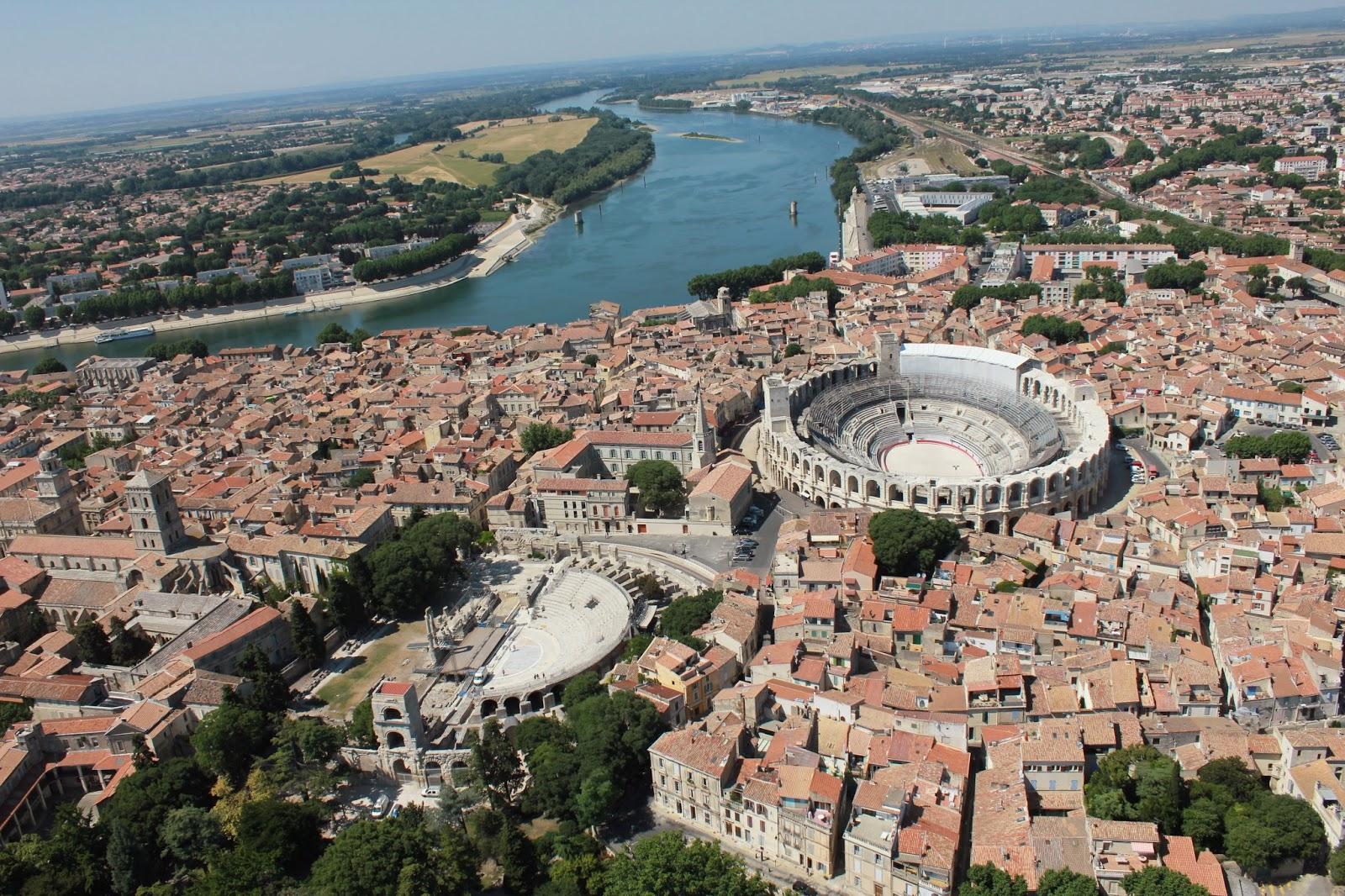 Visitare Arles