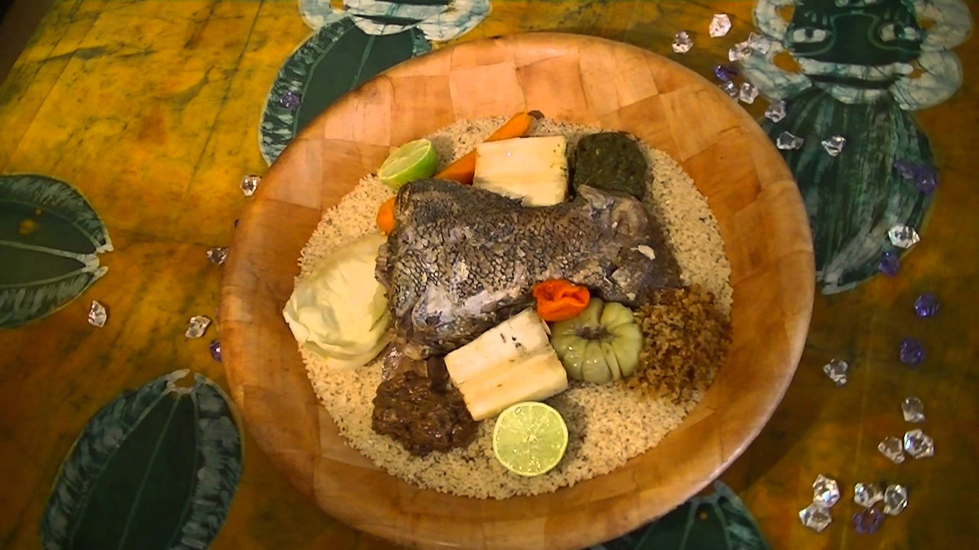Cosa mangiare in Senegal Il thieboudienne