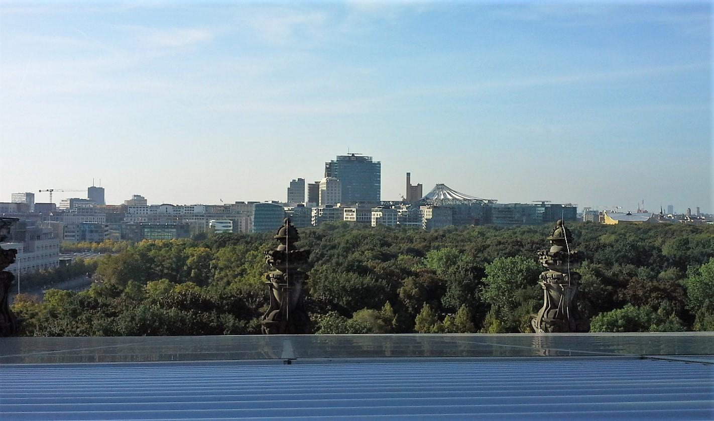 Panorama Tiergarten