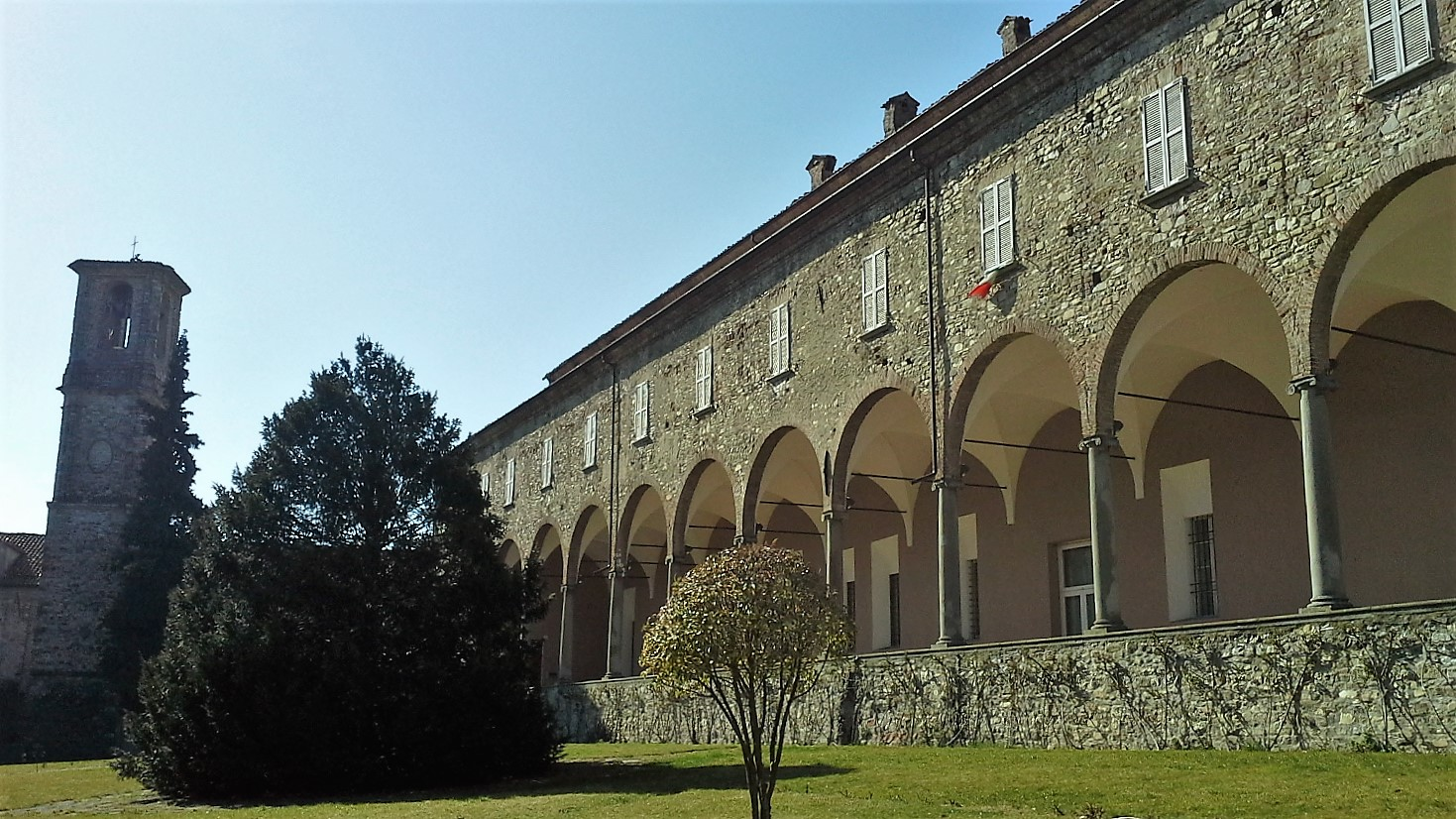 Convento san colombano bobbio