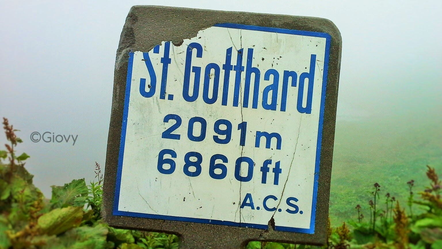 San Gottardo Svizzera