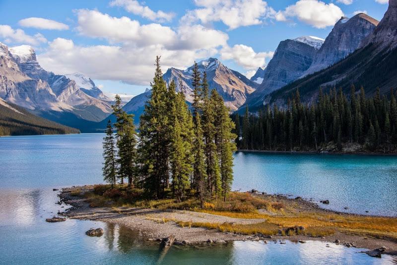 Viaggio in Alberta