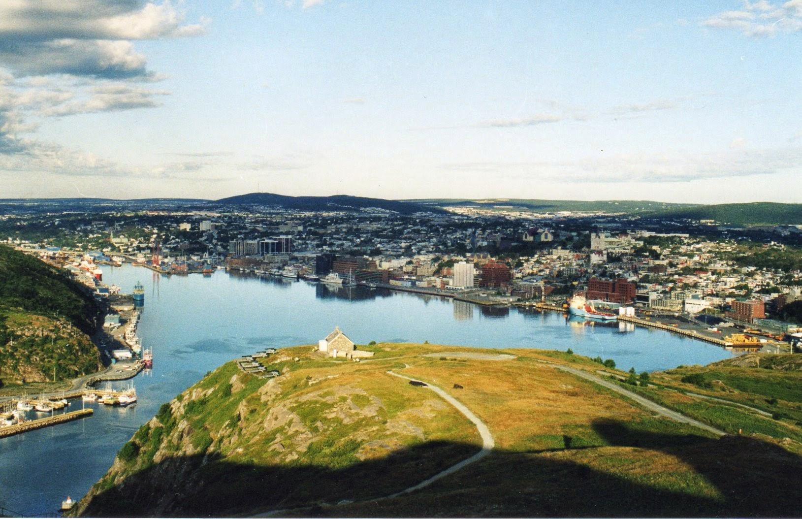 Canada: visitare Terranova