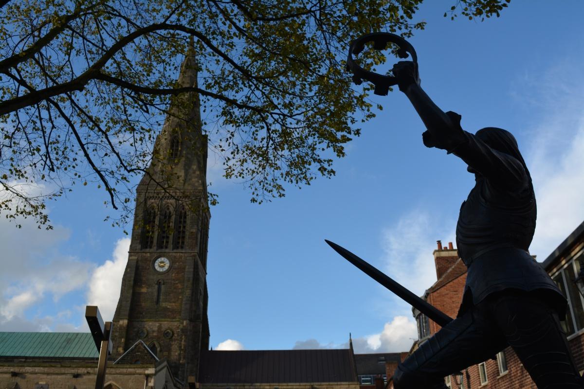 Leicester e Riccardo III