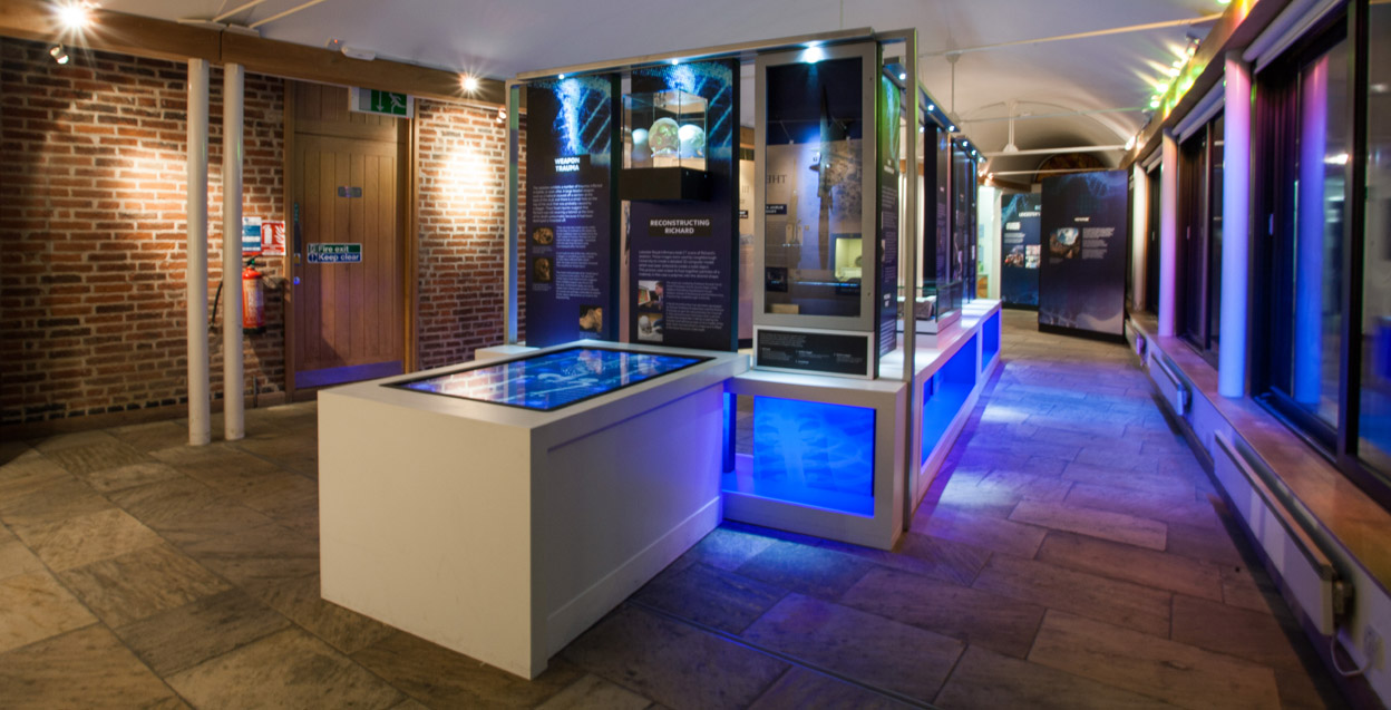 richard III visitor centre