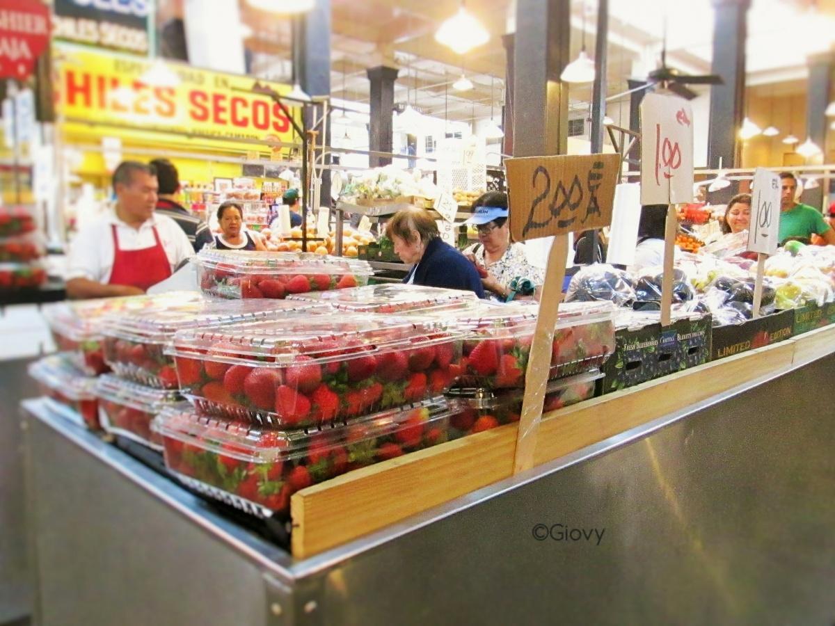 Frutta Grand Central Market