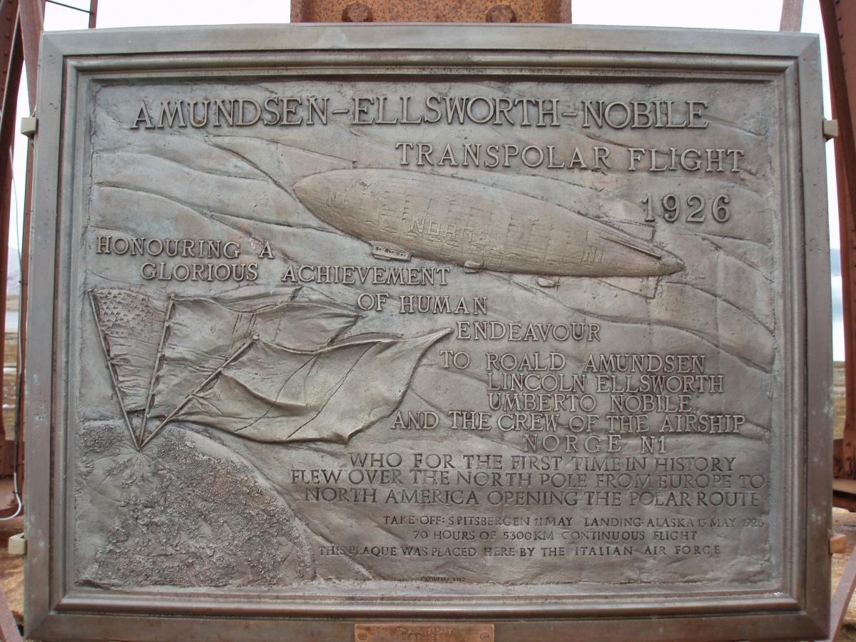 Svalbard: spedizione Nobile