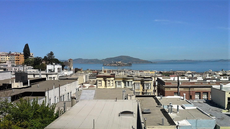 Panorama su Alcatraz