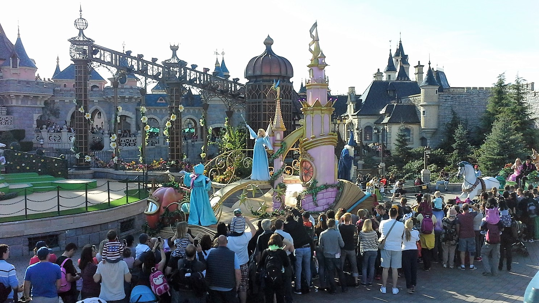 magic parade