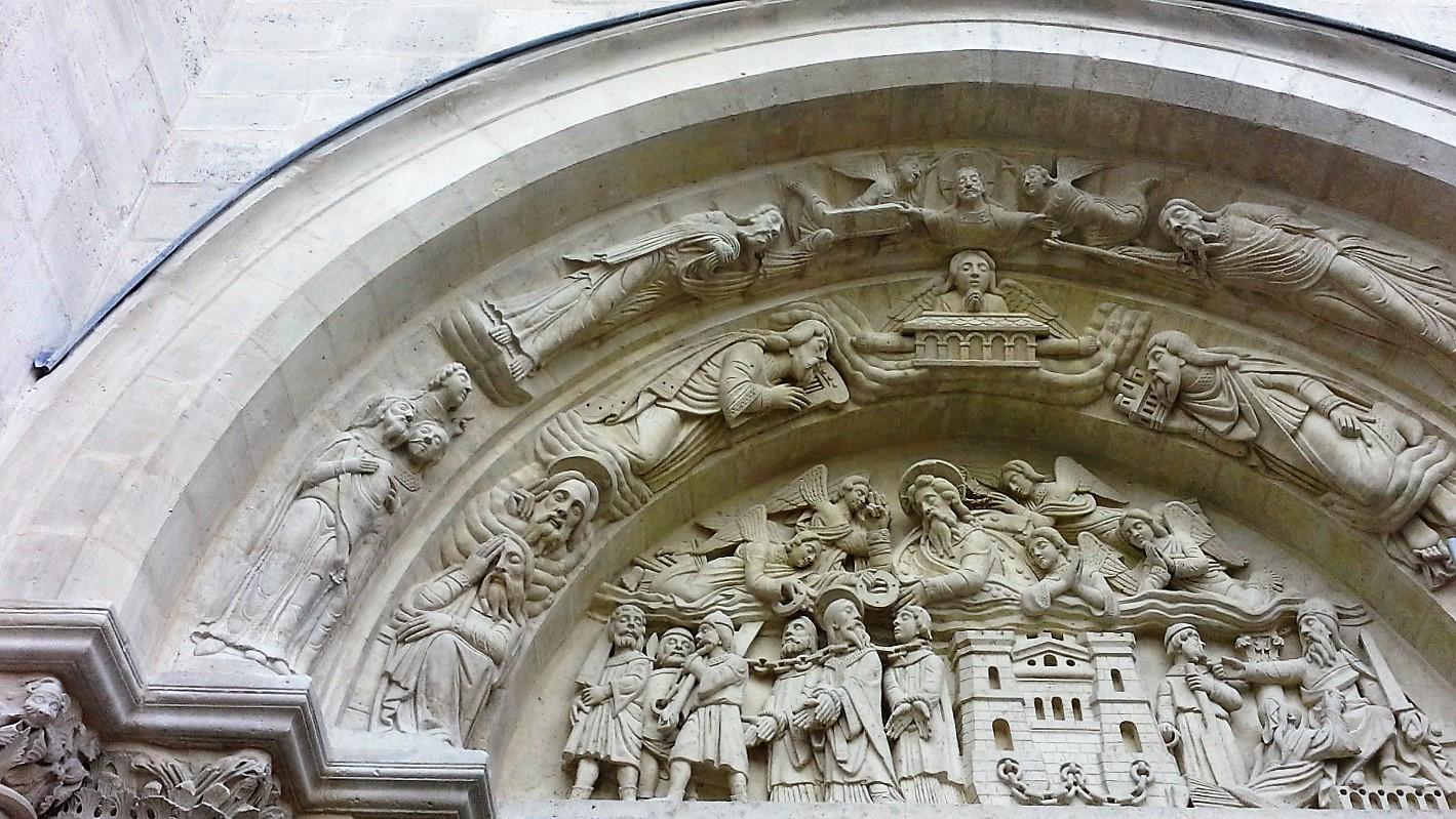 saint denis nascita del gotico