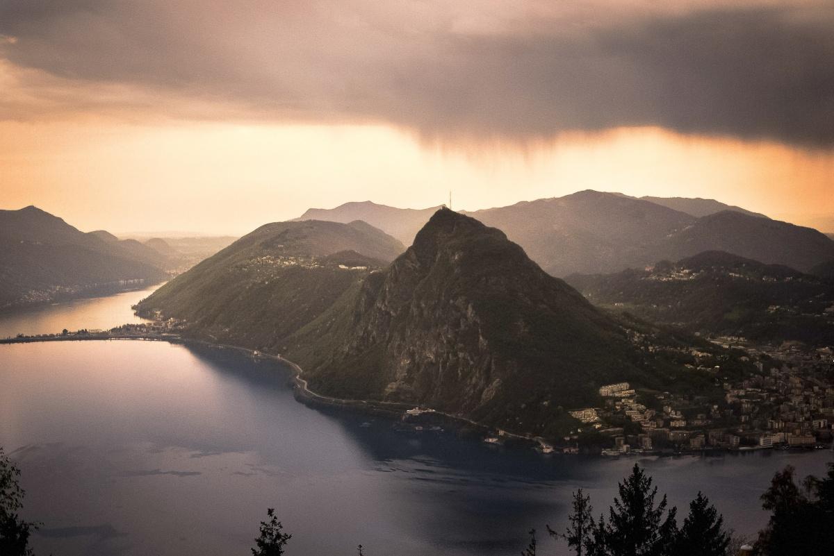 Viaggio a Lugano