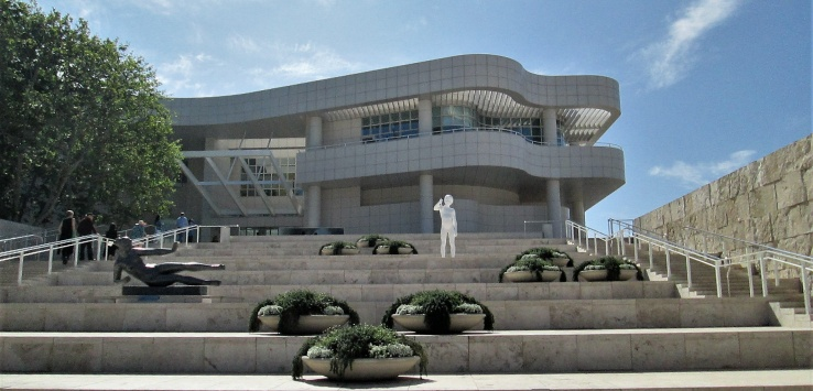 Visitare il Getty Museum Los Angeles