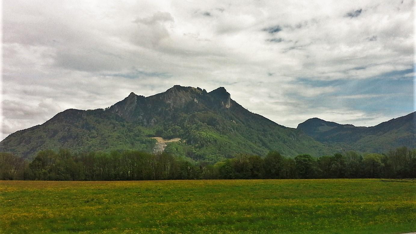 Viaggiare in treno in Austria