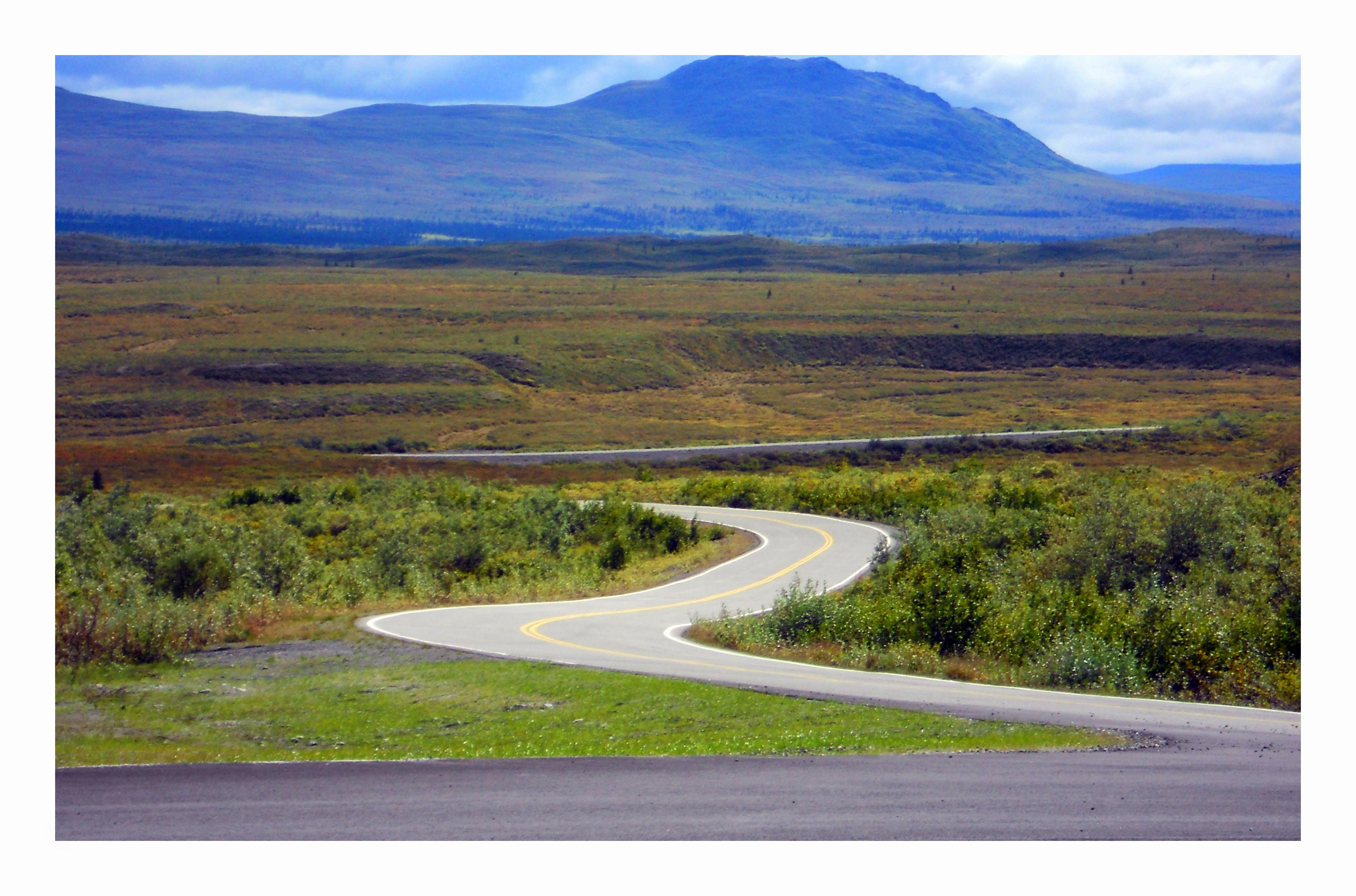 strada in Alaska