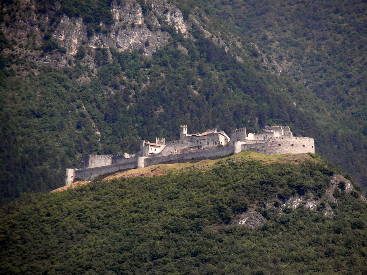 visitare castel beseno
