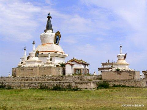 Complesso monastico di Erden eZu