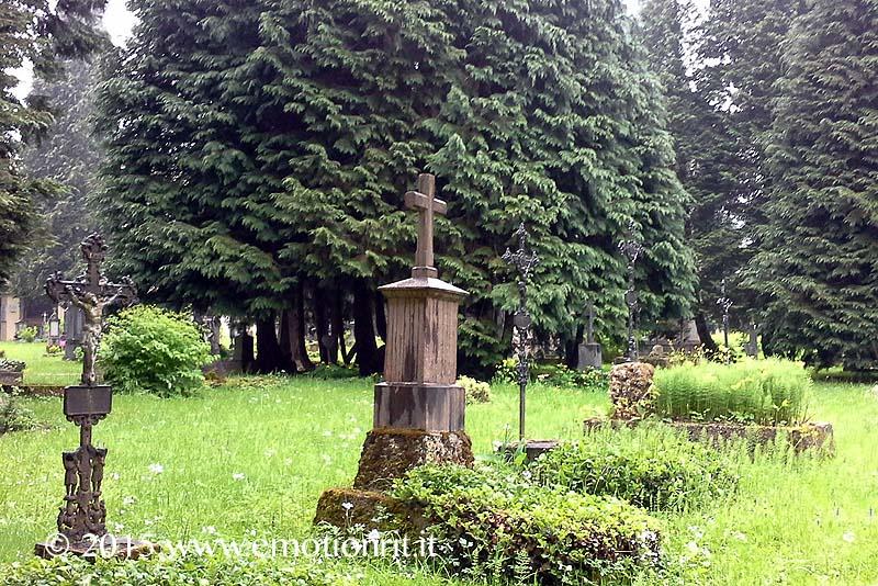 Salisburgo Cimitero di San Sebastiano