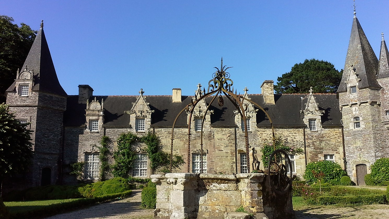Castello Rochefort en terre