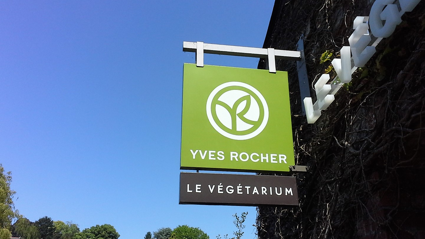 La Gacilly Ives Rocher