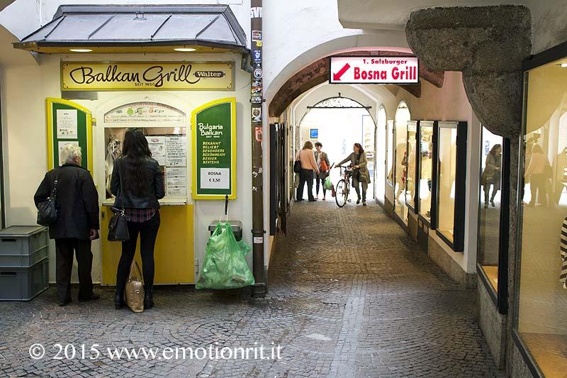 Balkan Grill Salisburgo