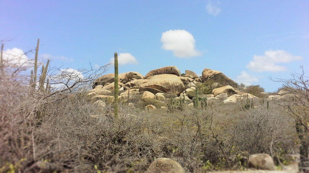 Ayo rock Aruba