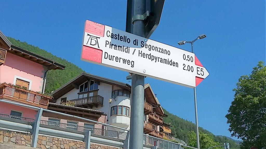 Duererweg Val di Cembra