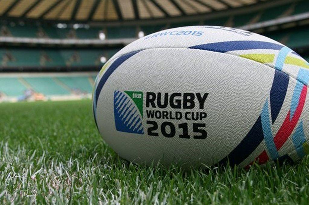 Le città della coppa del mondo di rugby