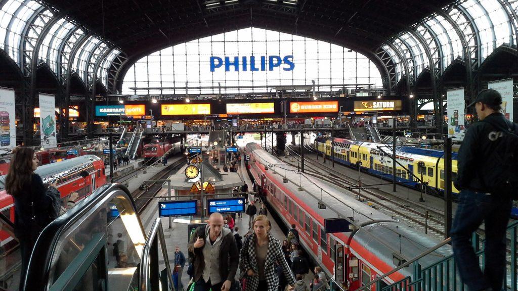 stazione di Amburgo