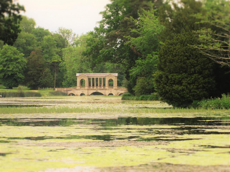 Stowe Gardens Ponte
