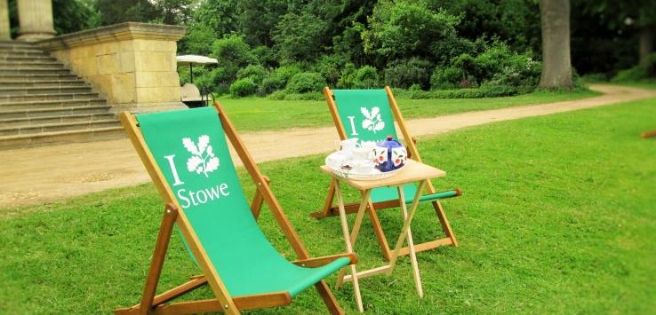Visitare Stowe in Inghilterra