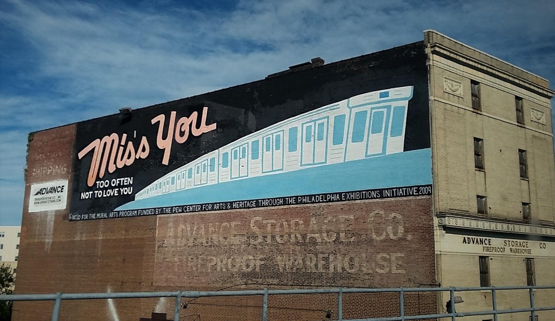 Dove trovare i murales a Philadelphia