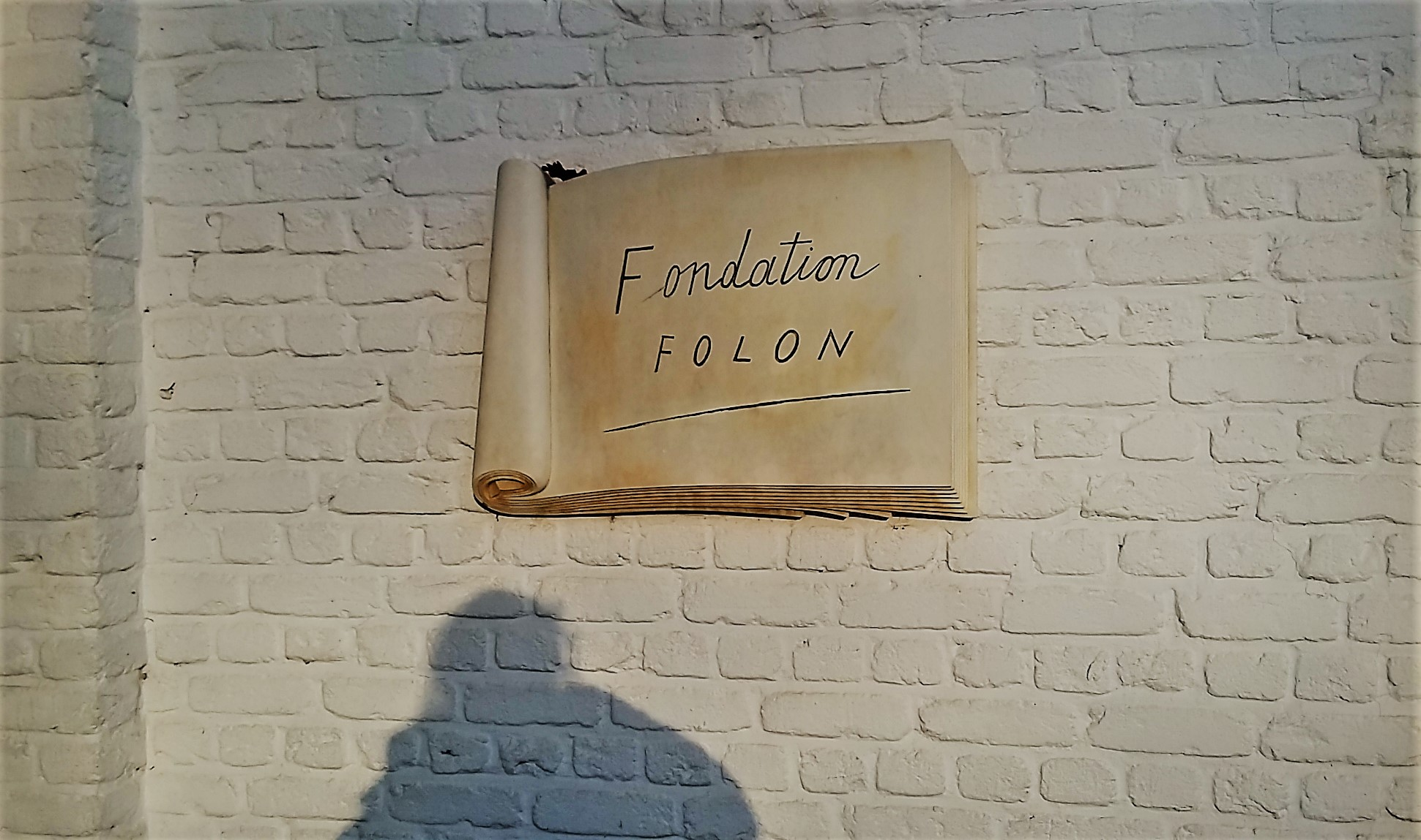 Entrata fondation folon