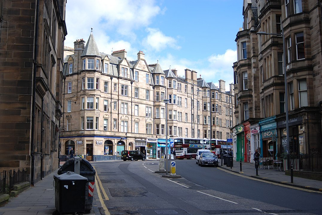 Bruntsfield Place Edimburgo