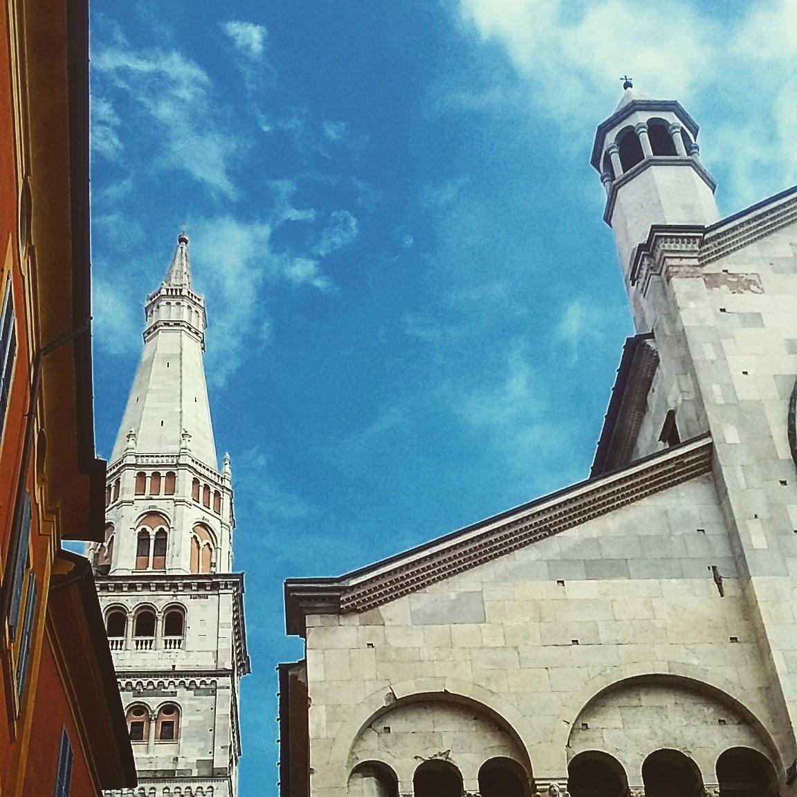 Cosa fare a Modena: salire sulla Ghirlandina