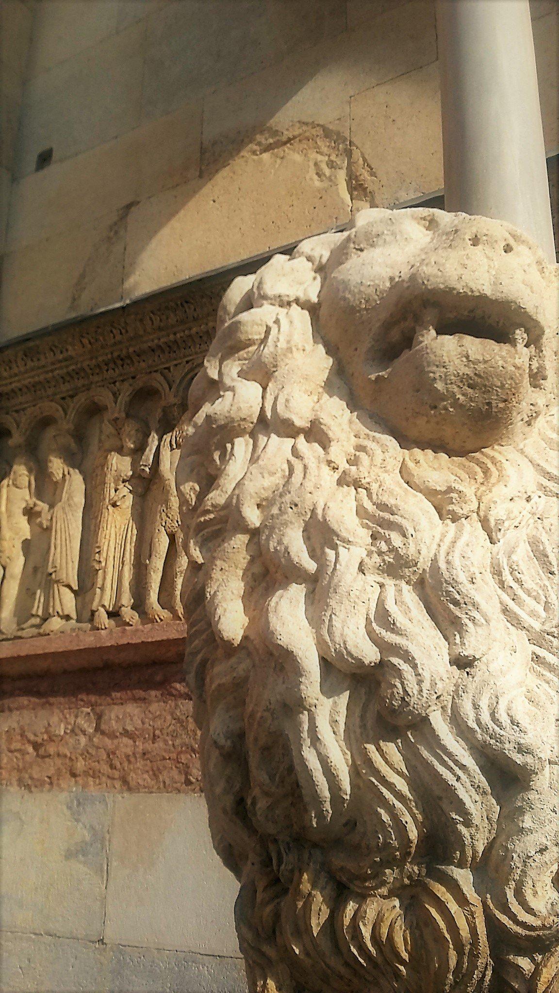 Leone Duomo di Modena