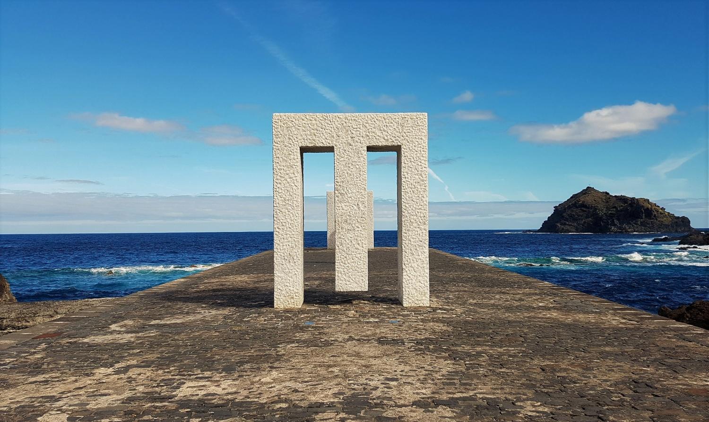 Porta senza porta Garachico