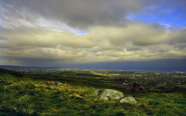 arthur's seat Edimburgo