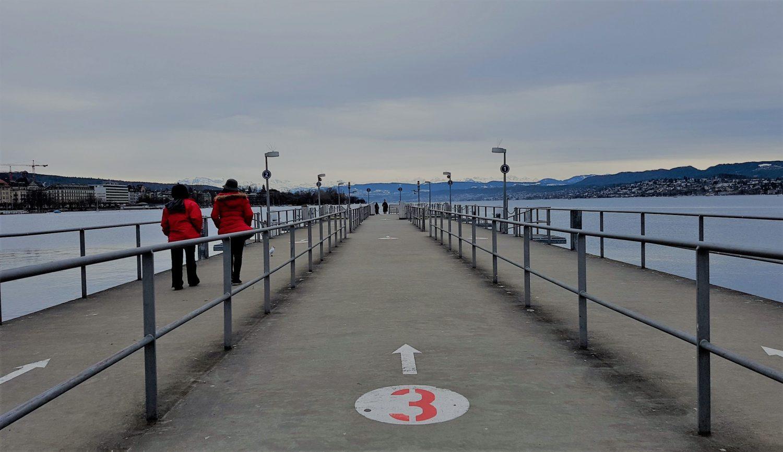 Svizzera: un giro sul lago di Zurigo