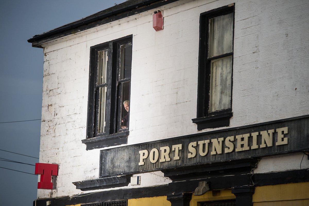 port sunshine pub trainspotting
