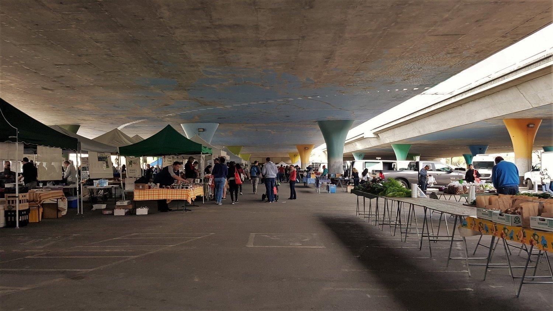 Dove si trova il farmers market di Sacramento