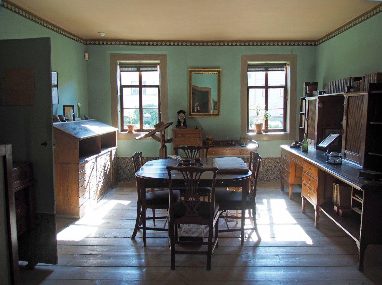 Studio di Goethe Weimar