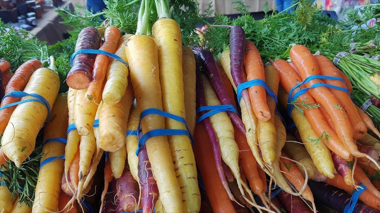 Visitare il Farmers' market sacramento